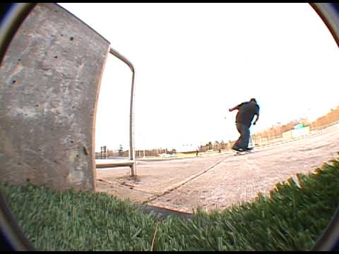NOSE MANUAL to NOSE BLUNT
