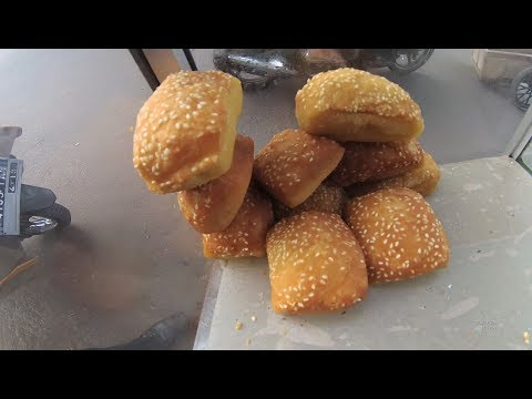 Jakarta Street Food 1662 Part.1 Dading Bread Roti Dading Kress Jalan KRT.Radjiman Pulojahe JakTim