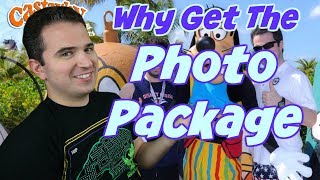Why I always buy the Disney Photo Package 📷