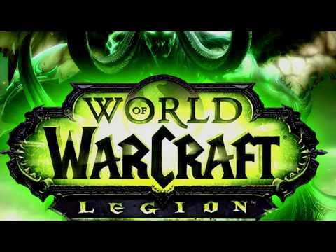 World Of Warcraft: Legion № 38 Экзорцизм