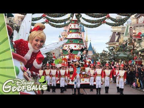 Disney's Christmas Parade (Opening Day) - Christmas Disneyland Paris 2019 🎄