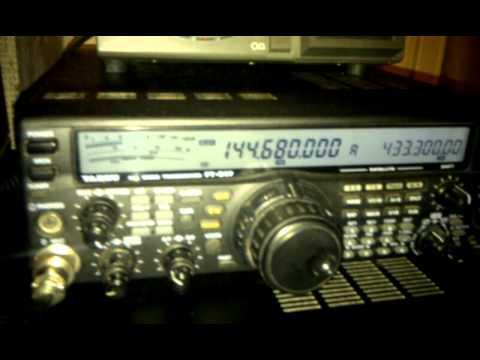 EchoLink UA5AA Moscow - receiving signals