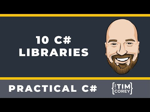 10 C# Libraries To Save You Time And Energy