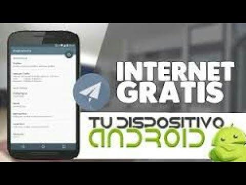 💯🆓 Real Internet Gratis Ilimitado Para México Junio 19 Sin Saldo 3g Y 4G Root Y No Root💯🆓