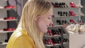 Vögele Shoes Bern HB: Digitaler Infopoint & Zugriff auf über 4000 Modelle.