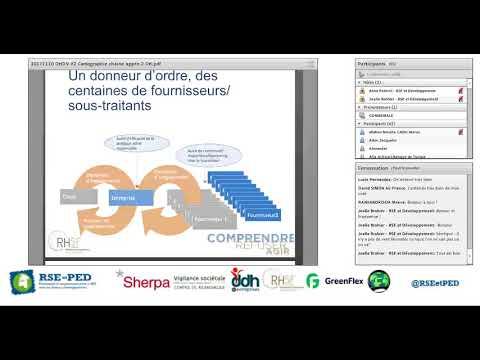 Martine Combemale, RHSF - Devoir de vigilance : cartographie et évaluation fournisseurs
