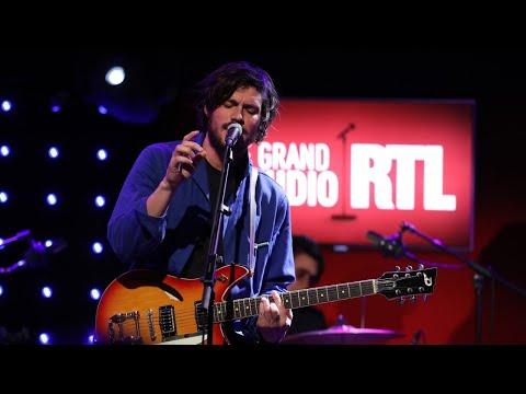 Gael Faure - L'amour à la plage (LIVE) Le Grand Studio RTL