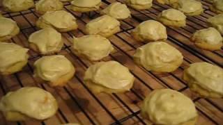 How To Make Cookies ( Orange Cookies )
