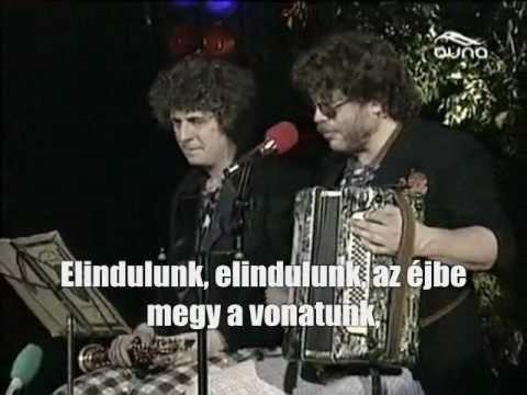 Presser Gábor - Nagy utazás karaoke