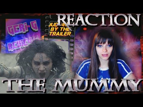 The Mummy Trailer 2 REACTION REVIEW