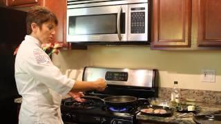 How To Pan-sear Tilapia : Food, Glorious Food