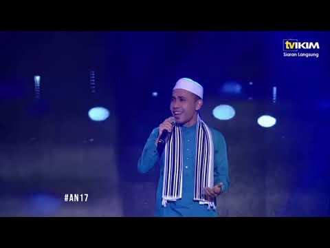 Hafiz Hamidun LIVE Penyelamat - Separuh Akhir Anugerah Nasyid 2017