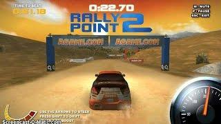 Juego de Autos 90:  Rally Point 2