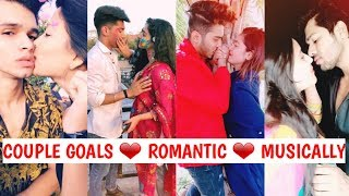 ROMANTIC TIKTOK COUPLE GOALS 2019-2 | Best Musically Relationship Goals | Cute Couples Musically