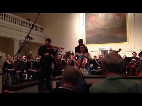 Artur Kaganovskiy | violin  Brahms Double Concerto| Spectrum Symphony of NY