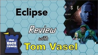 Eclipse Review - with Tom Vasel