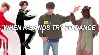 Download lagu when kpop bands try to dance