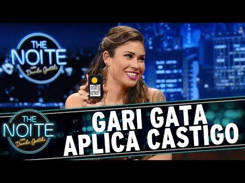 The Noite (16/09/15) - Castigo Mestre Mandou Com A Gari Gata