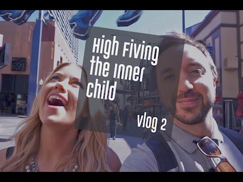 High Fiving The Inner Child | 002
