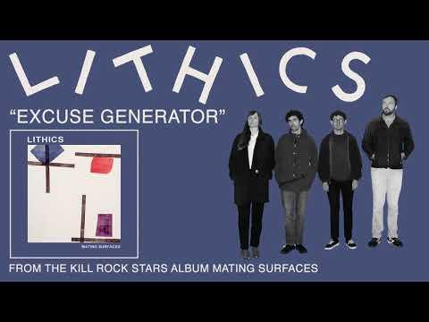 Lithics   Kill Rock Stars