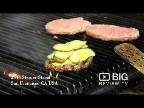 Barney's Gourmet Hamburgers a Restaurants in San Francisco serving Burger and Beer