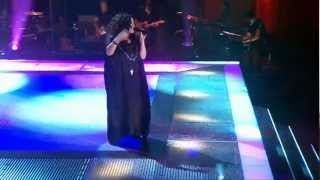 The Voice Australia: Mahalia Barnes (@MahaliaBarnes) sings Proud Mary