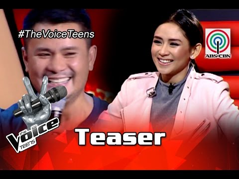 The Voice Teens Philippines April 23, 2017 Teaser