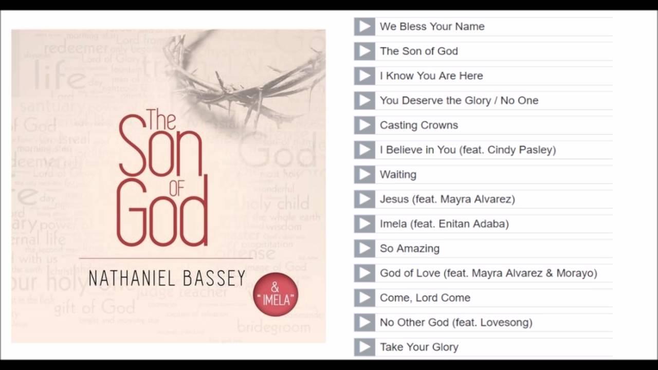 Nathaniel Bassey — The Son of God (album)