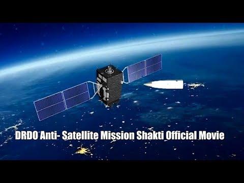 DRDO Anti- Satellite Mission Shakti Official Movie