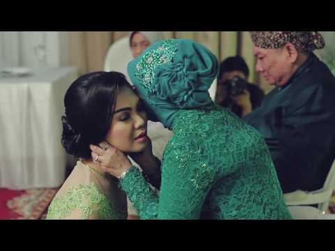 #AriefTipangWedding - Siraman, Midodareni, Akad Nikah
