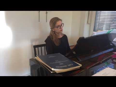 Deh vieni non tardar - Susanna - Accompaniment - Le nozze di Figaro