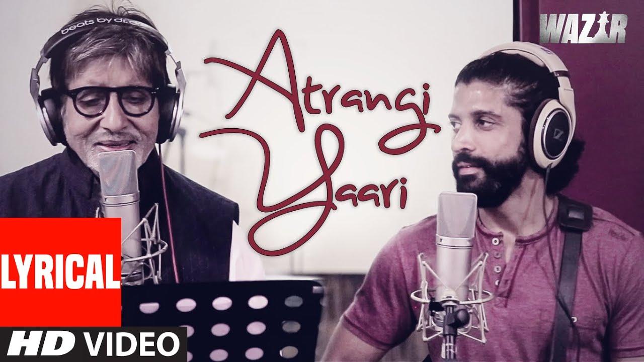 Atrangi Yaari (Wazir) Full HD(HdVideoSong.net) on Vimeo