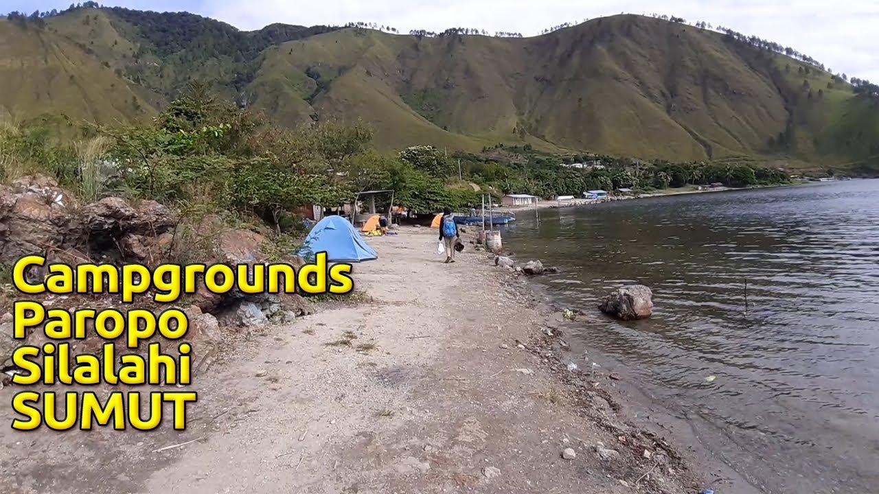 Traveling Perkemahan Paropo Tempat Wisata Camping Di Silalahi Danau Toba Youtube
