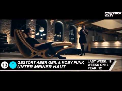 Top 40 Deutsche/German Single Charts   17. April 2015