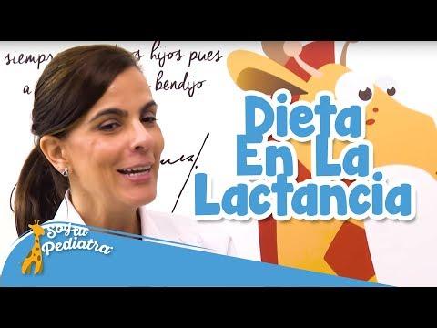 Dieta En La Lactancia, Salud - SoyTuPediatra