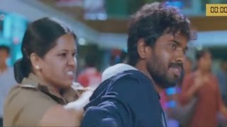 Ramakrishnan Caught By Police - Pongadi Neengalum Unga Kaadhalum Movie Scenes