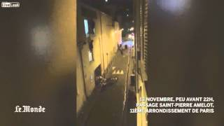 Shocking footage of the Bataclan attack emerges ( Paris Massacre)