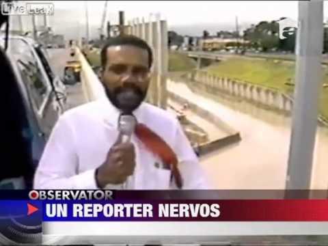 Reporter nervos in SUA 26 IANUARIE 2012