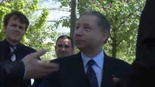 Jean Todt on Eco-driving