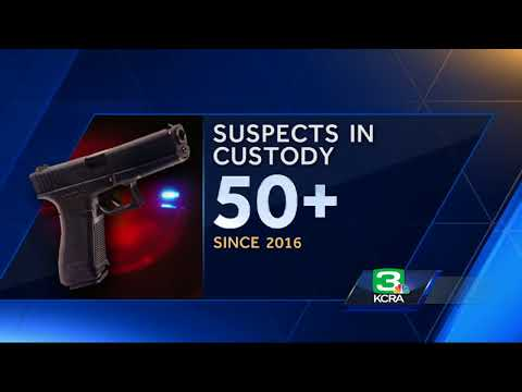 Sac PD releases new details on south Sacramento armed robberies