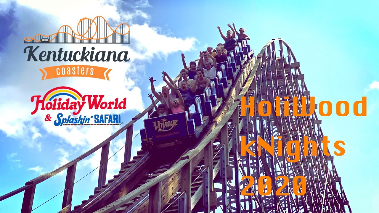 Holiday World & HoliWood kNights - 2020
