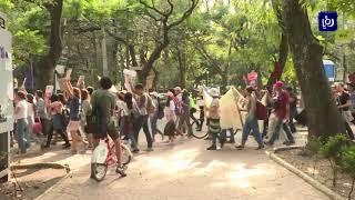 احتجاجات عالمية تطالب بمكافحة التغير المناخي - (1-12-2019)