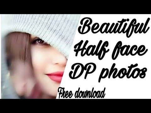 half-face-dp-photo-poses-for-girls-|-half-face-dpz-for-girls-|-half-face-photography-ideas-|-siri-m