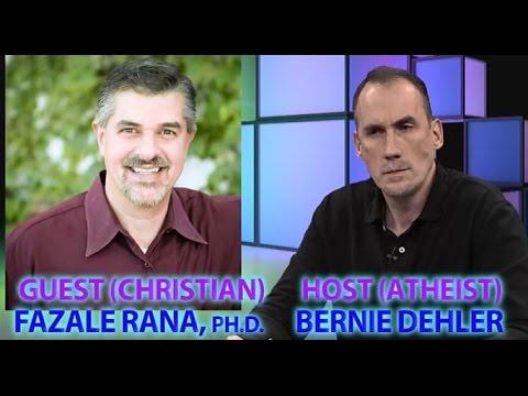 "Is ""Intelligent Design"" Real Science? (Atheist/Christian Dialogue, Dehler Vs. Rana)"