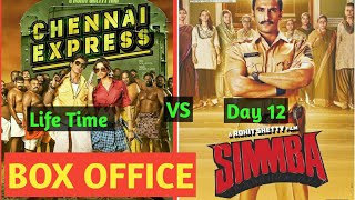 Simmba 12th Day Box Office Collection | World Wide Collection Of Simba|  Simba| Simba Collection|