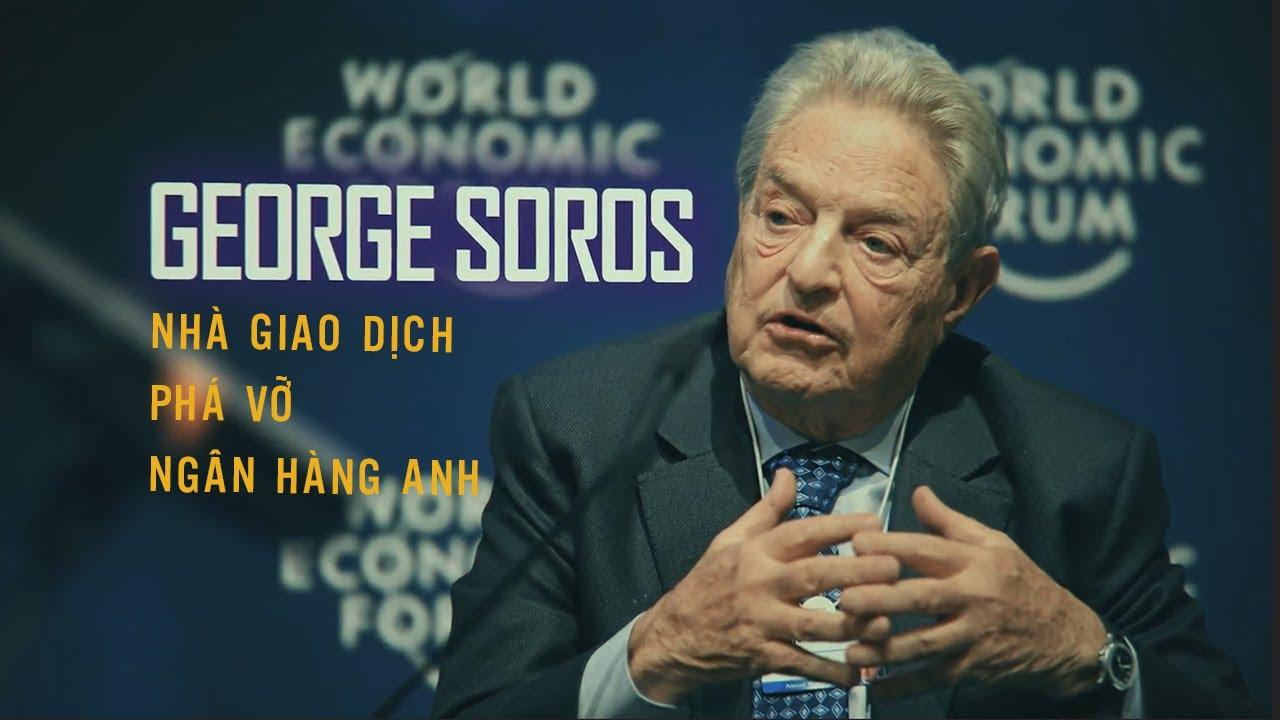 George Soros, Nhà giao dịch đánh bại Ngân hàng Anh Quốc   INVEST318