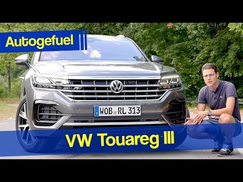 VW Touareg 3 REVIEW - how good is it?