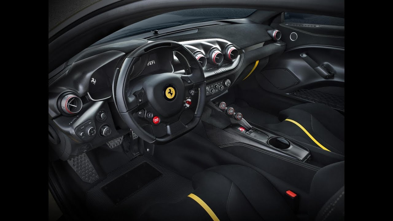 2018 ferrari portofino exterior interior driving youtube. Black Bedroom Furniture Sets. Home Design Ideas