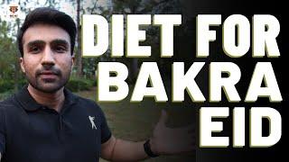 WHAT TO EAT ON BAKRA EID | EID UL ADHA
