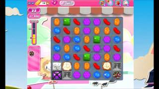 Candy Crush Saga Level 1057 (No Booster, 3 Stars)